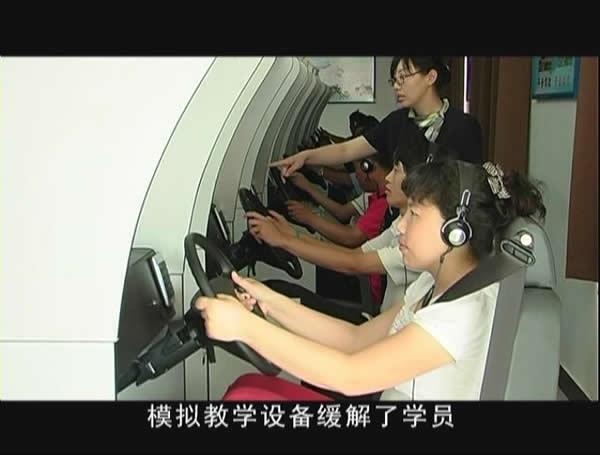 京都府驾校汽车驾驶模拟机
