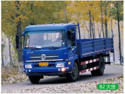 大型货车驾照B2本